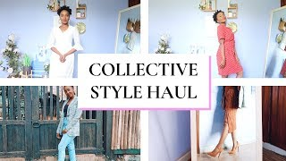 COLLECTIVE STYLE/TRY-ON HAUL|| TOI MARKET, LC WAIKIKI, MRP
