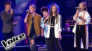 """4Dreamers I Finaliści I Edycji   """"Nie Poddam Się""""   The Voice Kids 2 Poland"""
