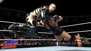 Goldust vs. Ryback: WWE Main Event, Dec. 4, 2013