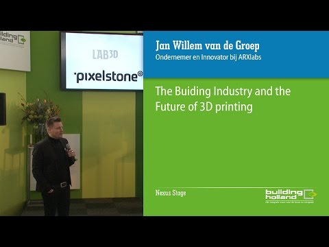 The Building Industry and the future of 3d-printing