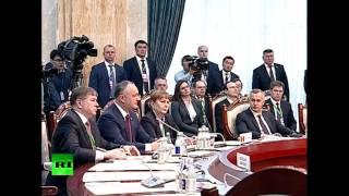Игорь Додон выступил на заседании Высшего Евразийского экономического совета