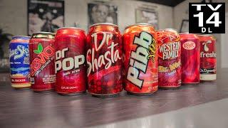 Ultimate Dr. Pepper Knockoff Taste Test