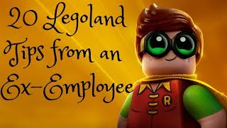 TIPS & TRICKS: 20 Legoland Tips From An Ex-Employee