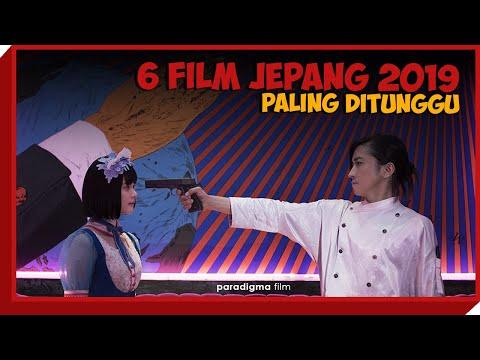 Daftar film jepang 2019 yang paling ditunggu