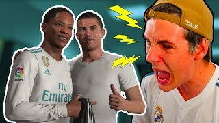 RONALDO a ALEX HUNTER - FIFA 18