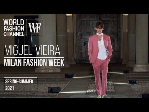 Miguel Vieira весна-лето 2021 | Неделя моды в Милане