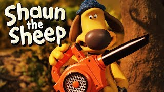 Persoalan Tajam [A Prickly Problem] | Shaun the Sheep | Full Episode | Funny Cartoons For Kids