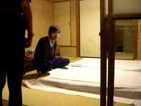 Come si fa il letto giapponese (tatami futon)
