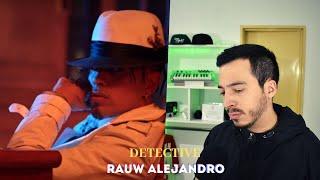 [REACCIÓN] Rauw Alejandro   Detective