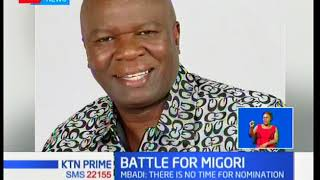 ODM resolves to handpick candidate to fly party 's flag in Migori senatorial by-election