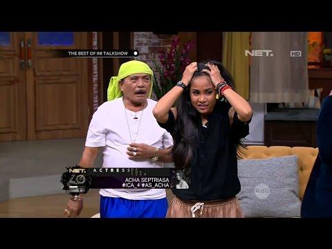 The Best of Ini Talkshow - Chika Waode Stres Satu Tim Games Sama Pak Bolot