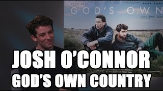 God's Own Country - Josh O'Connor - Exclusive Interview