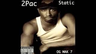 2Pac - 4. Minnie the Moocher - Static