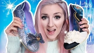 Disney Cinderella Shoes From Irregular Choice!!