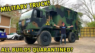 Building The Ultimate Apocalypse Vehicle!!!