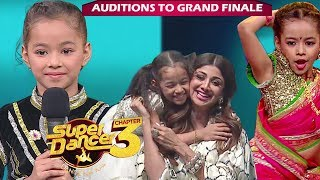 super dancer chapter 3 audition full episode dance - TH-Clip