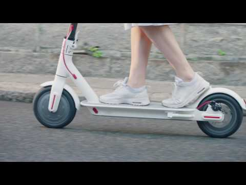 Introducing Xiaomi Mijia Electric Scooter