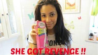 Pregnancy Test PRANK on Boyfriend - GIRLFRIEND GOT REVENGE !!