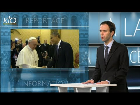 Education prioritaire, la diplomatie vaticane fait un tabac et l'actu de la semaine
