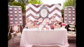 Engagement Party At Home Decor Ideas