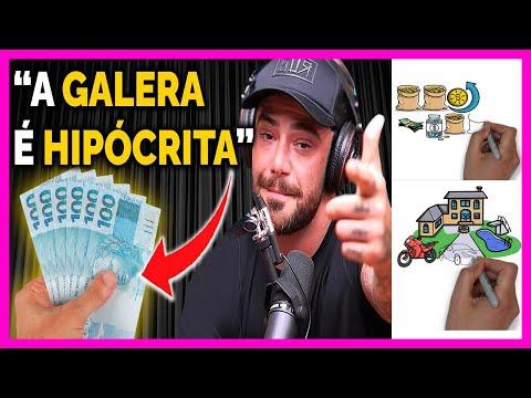 DINHEIRO TRAZ FELICIDADE? FELIPE TITTO