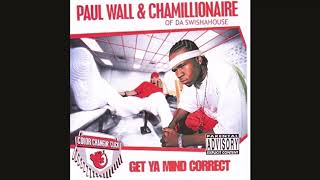 Chamillionaire & Paul Wall - N Luv Wit My Money (Chopped&Screwed)