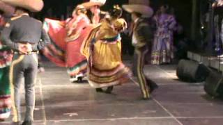 preview picture of video '15. Međunarodni festival folklora Karlovac 2012 (1-06): Estampas de Mexico (Meksiko)'