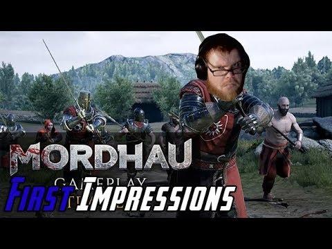 Mordhau Impressions + Spears are perfectly balanced!
