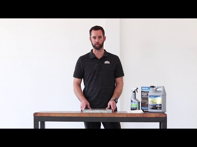 Granite Cleaning & Maintenance