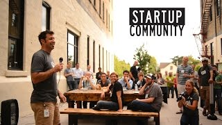preview picture of video 'Startup Community The Film | A Documentary About Startups in Kitchener-Waterloo'