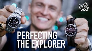 How Rolex Perfected The Explorer II   16570 Review & Comparison