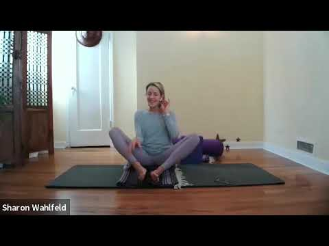 Yin Yoga - Sharon Wahlfeld Dharma on Hope