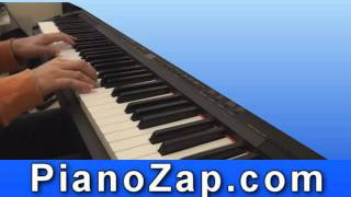 Anjulie - Stand Behind The Music Piano Cover