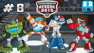 Transformers Rescue Bots: Hero Adventures - Part 8