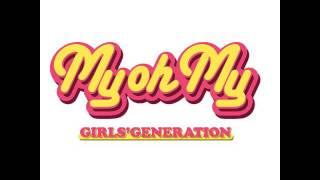 01. Girls' Generation (소녀시대) - My Oh My