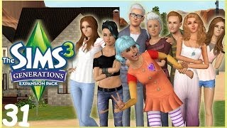 Let's Play: The Sims 3 Generations - (Part 31) - Graduation!