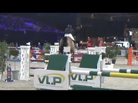 Victory for Harrie and Zinius in the Grand Prix of CSI2** Gent