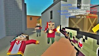 ТОП МОМЕНТЫ В Блок Страйк | Block Strike