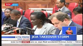 JKIA takeover by Kenya airways generates storm in Parliamentary committee