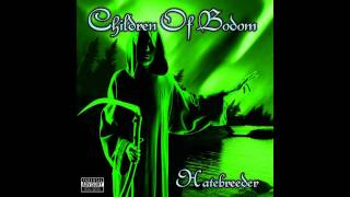 Children of Bodom - Bed of Razors