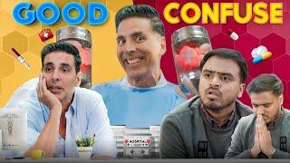 Good Confuse Feat Akshay Kumar x Amit Bhadana