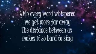 Nothing Lasts Forever - Maroon 5 (Lyrics) (Mobile Friendly)