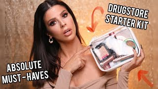 THE ULTIMATE DRUGSTORE STARTER KIT 2020 | For Beginners
