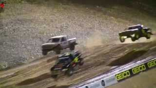 Lucas Oil Off Road Series Sparks 2014 P4 Final First Few Laps
