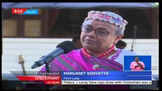 Checkpoint: Amina Mohamed hosted to a luncheon by senior women in government circles