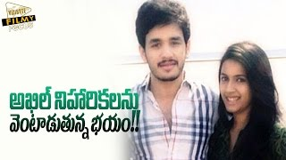 Fear Haunting for Akhil And Niharika Movie?