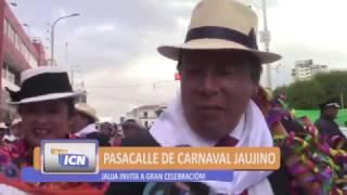 GRAN FESTIVAL DEL CARNAVAL JAUJINO ICN MUNDO TV ¡AL AIRE!