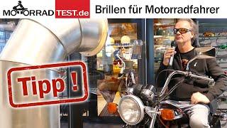 Brillen für Motorradfahrer | Bikerbrillen bei Optiker Michael Schmidt