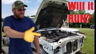 How to find CLUES a JUNK Vehicle will run ... Know what to look for !