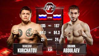 OFS-8 Maksim Kurchatov vs Shamil Abdulaev